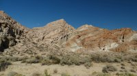 bis zum Red Rock Canyon State Park...